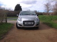 Suzuki Alto Sz 996 cc ONE owner from new ZERO tax mot 1 year cdradio