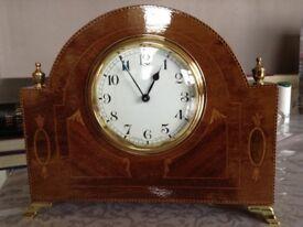 Antique French Bayard clock Walking Lion