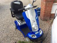 Good as new Kymco Midi XLS mobility scooter