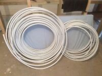 Underfloor heating pipe Pert Ali type, (the best),approx. 50 metre roll minimum.