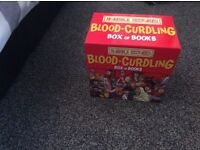 horrible histories blood curdling collection