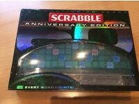 Scrabble 60th Anniversary Edition