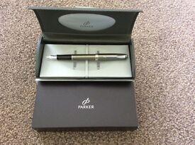 Parker Sonnet Laque Fountain Pen