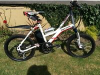 Benelli city link sport electric bike