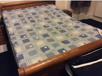 NICE MEDIUM WEIGHT DOUBLE MATTRESS FOR SALE