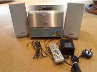 Panasonic SA-EN29 CD/DAB Radio Stereo System