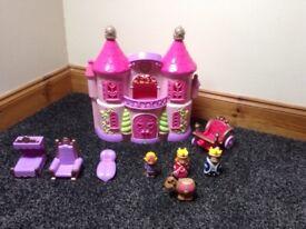 Happy land princess castle