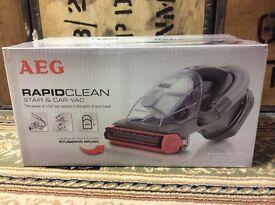 AEG AG71a RapidClean Stair and Car Handheld Vacuum Cleaner hoover