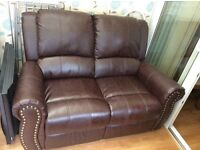 3 & 2 Seater Bonded Leather Suites