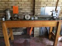 Wood turning lathe (Sold as @ 21.5.18)