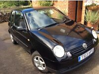 VW Lupo E, 1.0 litre, recent long MOT, economical, cam belt changed, ideal first car for new driver