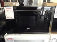 Beko intergrated microwave with grill £149 new/graded 12 month Gtee