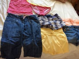 Bundle of girls clothes age 10 t 11