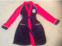 Next England Towelling Dressing Gown