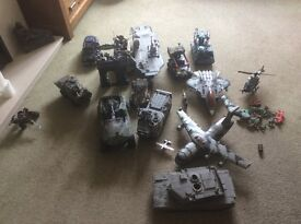 Army,navy and Air Force toys