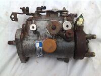 Lucas Diesel fuel injection pump