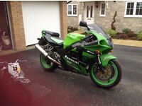 Kawasaki ZX7R. Great condition