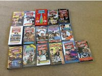 Only Fools and Horses VHS Tapes