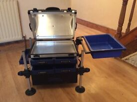 Ultimate rs5 seat tackle box
