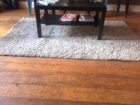 Ikea Beige color rug