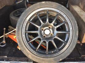Team Dynamic Motor Sport Wheels