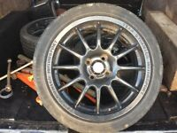Team Dynamic Motor Sport Wheels