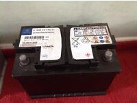 Mercedes Car / Van Battery 12volt 70AH 760A