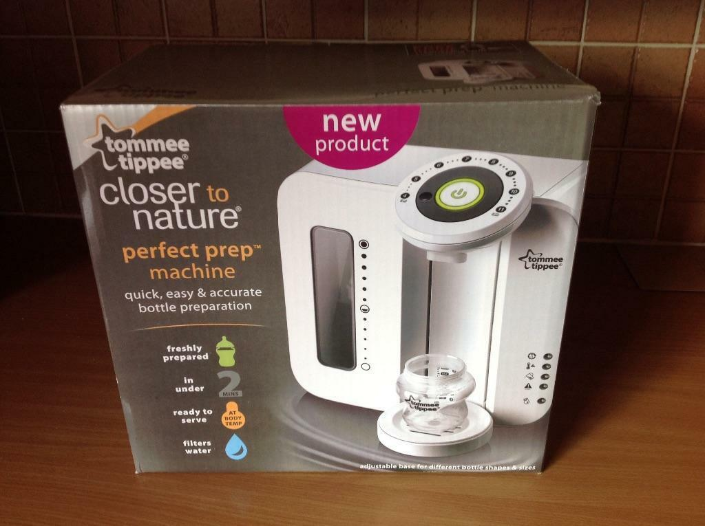 tommee tippee perfect prep manual