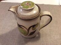 Denby 'Troubador' Coffee/Tea Pot (circa 1970's) plus more available