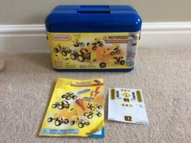 MECCANO MOTORISED VEHICLES