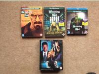 Breaking bad & 24 hours DVD box set