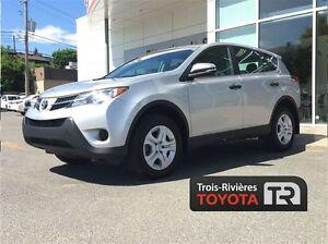 Toyota Rav4 LE 2013 *** VÉHICULE CERTIFIÉ ***