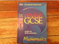 Letts GCSE maths revision book