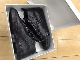 Balenciaga Arena Sneakers - Brand New in Black - £170