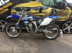 Yzf 250 2009 clean for year engine really sweet