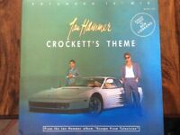 "Jan Hammer- Crockets Theme - Extended 12 "" Single Mix"