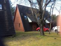 2 bed lodge for rent Aviemore Coylumbridge 14 April (7 night)