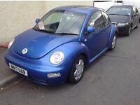beetle new mot spares or repair