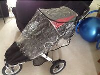 Maclaren Mac 3 Jogger Stroller (never used, excellent condition)