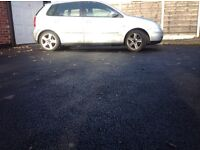 Skoda alloy wheels/tyres 5x100 16 inch (will also fit VW/Seat/Audi)