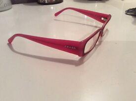 Prada frames perfect condition