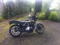 1984 Kawasaki Z750 for sale. MOT to April 2018, make ideal Cafe Racer
