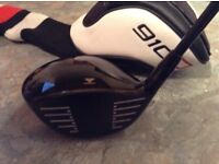 USED TITLEIST 910 9.5 DEGREE D3 DRIVER