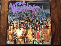 The Warriors (Original Motion Picture Soundtrack) Vinyl LP Album