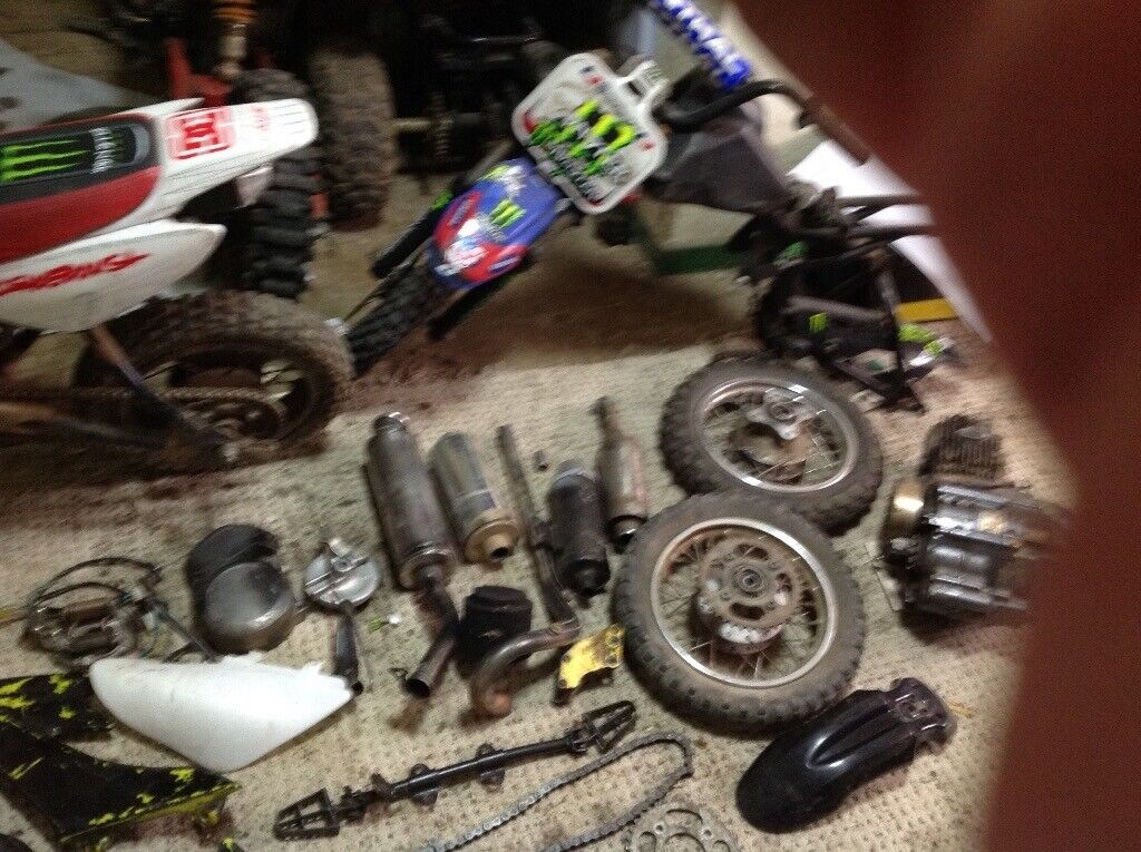 Pit Bike Parts For Sale Most Parts Available Just Ask In Whittlesey