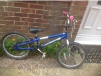 Childs Mongoose BMX cycle