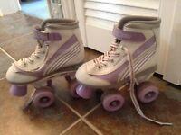 Childrens Roller Skates - Firestar Roller Skates UK 12