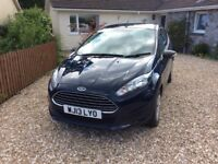 Ford Fiesta Studio 1.25cc 2013 3door 12 months MOT Full service history £30 road tax