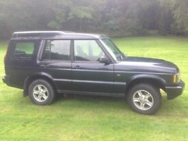 2003 Land Rover Discovery 2.5 cc Td5 S Diesel