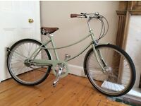 Pashley Penny 5 speed Bicycle - willow green